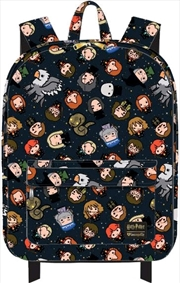 Harry Potter - Chibi Print Backpack