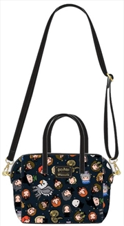Harry Potter - Chibbi Print Duffle Bag