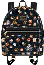 Harry Potter - Chibbi Print Mini-Backpack