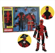 "Deadpool - 8"" Retro Action Figure Collector Set Volume 2"