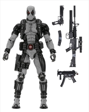 Deadpool - Deadpool X-Force 1:4 Scale Action Figure