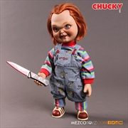 "Child's Play - Chucky 15"" Good Guy Action Figure with Sound 