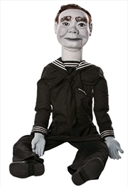 The Twilight Zone - The Dummy Willie Puppet Prop