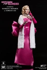 "Marilyn Monroe - Pink Dress 12"" 1:6 Scale Action Figure"
