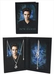 The Twilight Saga: New Moon - Edward Jewellery Box Set | Apparel