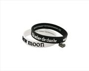 The Twilight Saga: New Moon - Jewellery Bracelet Rub Set Anyone But U | Apparel