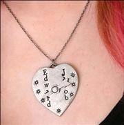 Twilight - Jewellery Heart Arrow Necklace | Apparel