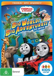 Thomas and Friends - Big World! Big Adventure! | DVD