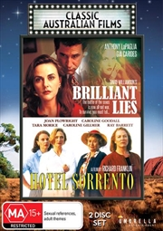 Brilliant Lies / Hotel Sorrento | Classic Australian Films