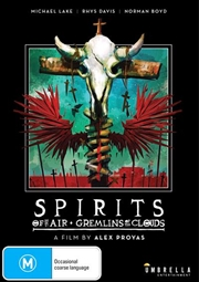 Spirits Of The Air, Gremlins Of The Clouds | DVD