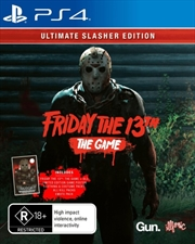 Friday The 13th Ultimate Slasher Edition