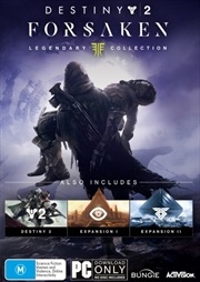 Destiny 2 Forsaken Legendary Collection