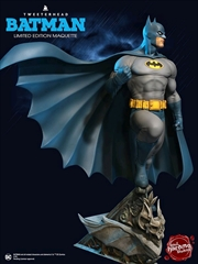 Batman - Batman Super Powers Maquette