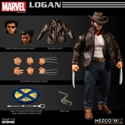 Wolverine - Logan One:12 Collective Action Figure