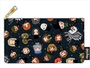 Harry Potter - Chibbi Print Pencil Case