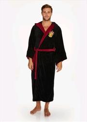 Harry Potter - Gryffindor Hooded Robe