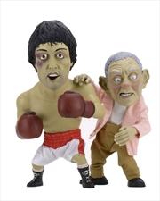 Rocky - Rocky & Mickey Maquette Set | Merchandise