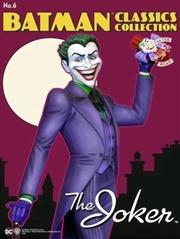 Batman - Joker Classic Maquette | Merchandise