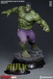 Avengers 2: Age of Ultron - Hulk Maquette | Merchandise