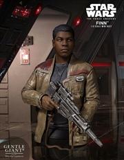 Star Wars - Finn Episode VII The Force Awakens Mini Bust | Merchandise