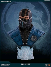 Mortal Kombat X - Sub-Zero Life-Size Bust | Merchandise