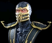 Mortal Kombat X - Scorpion Life Size Bust | Merchandise