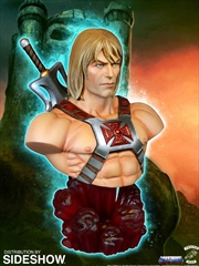 Masters Of The Universe - He-Man Bust   Merchandise