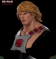 Masters of the Universe - He-Man 1:1 Scale Life-Size Bust   Merchandise