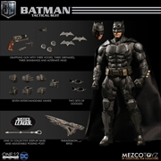 Justice League Movie - Batman Tactical Suit One:12 Collective Action Figure