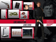 "James Bond: Live and Let Die - James Bond (Moore) 12"" 1:6 Scale Action Figure 