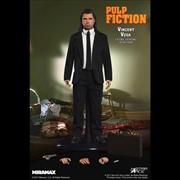 """Pulp Fiction - Vincent Vega 12"""" 1:6 Scale Action Figure"""