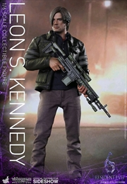 """Resident Evil - Leon S Kennedy 12"""" 1:6 Scale Action Figure"""