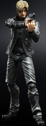 Resident Evil 6 - Leon S. Kennedy Play Arts Action Figure