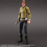 Star Trek - Captain Kirk Play Arts Action Figure | Merchandise
