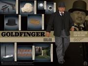 """James Bond: Goldfinger - Oddjob 12"""" 1:6 Scale Action Figure"""