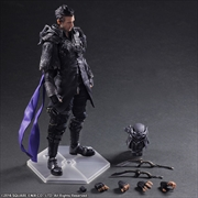 Final Fantasy XV - Nyx Ulric Play Arts Action Figure | Merchandise