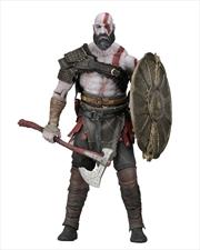 God of War (2018) - Kratos 1:4 Scale Action Figure | Merchandise