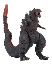 "Godzilla - 2016 Shin Godzilla 12"" Head-to-Tail Action Figure"