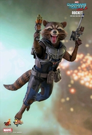 "Guardians of the Galaxy: Vol. 2 - Rocket 12"" 1:6 Scale Action Figure"