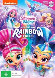 Shimmer And Shine - Beyond The Rainbow Falls | DVD