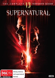 Supernatural - Season 13 | DVD