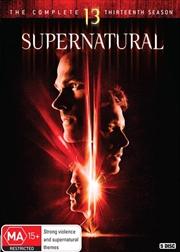 Supernatural | Sanity