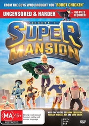SuperMansion - Season 1