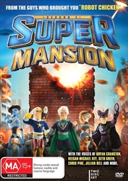 SuperMansion - Season 2