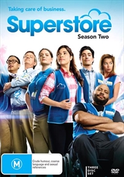 Superstore - Season 2 | DVD