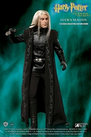 "Harry Potter - Lucius Malfoy 12"" 1:6 Scale Action Figure 