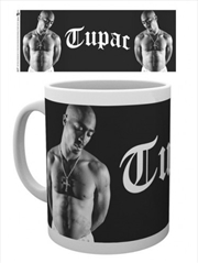 Tupac Cross Mug | Merchandise