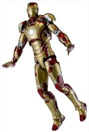 Iron Man 3 - Iron Man Mark XLII 1:4 Scale Action Figure | Merchandise