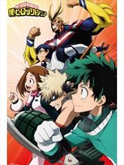My Hero Academia Heroes | Merchandise