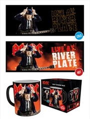 ACDC Live Heat Changing Mug | Merchandise